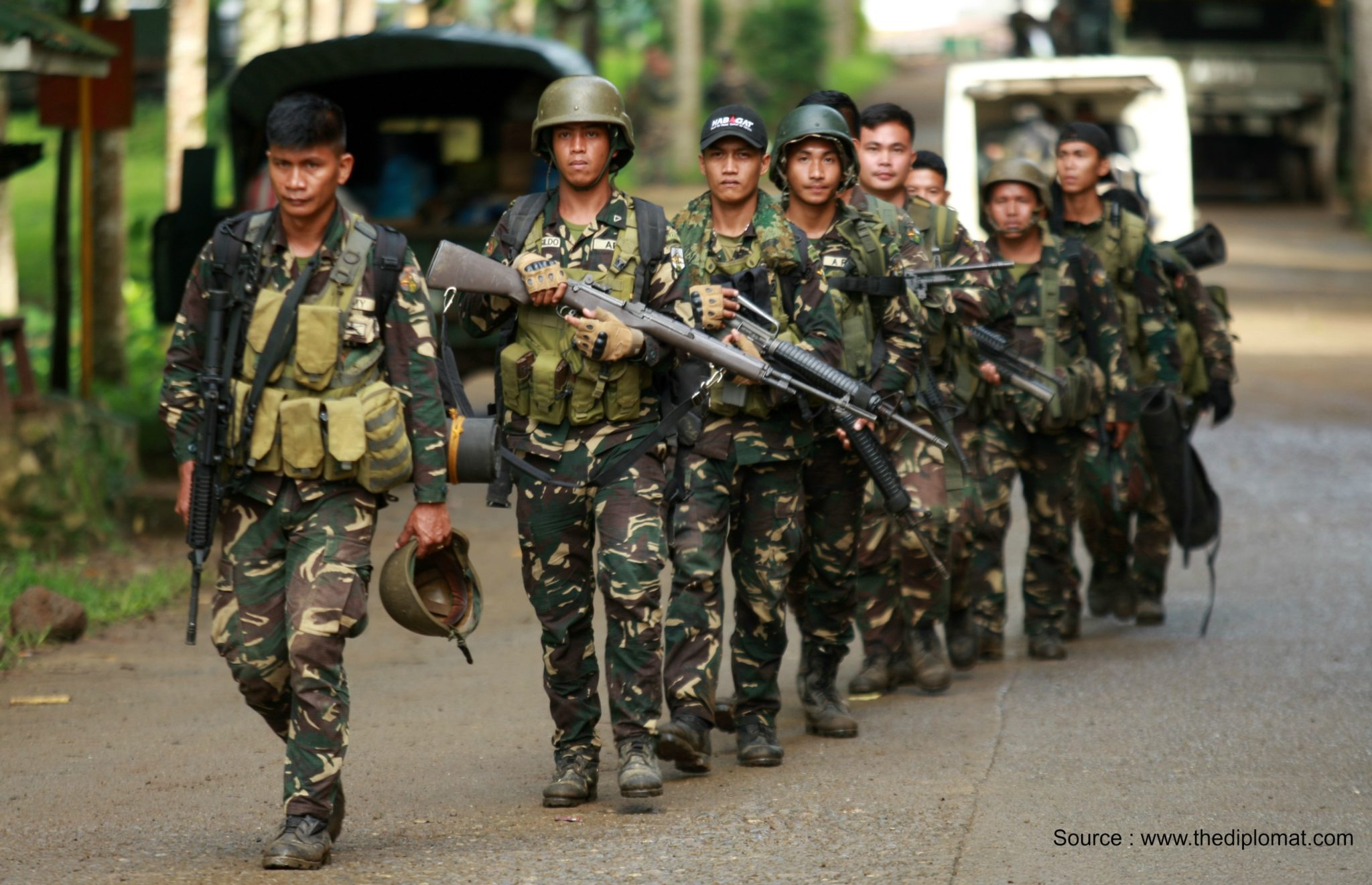 martial law in the philippines Philippines: martial law declared as islamic state jihadis storm city and battle national army in mindanao this is a global war, and of the most curious type imaginable: no one in authority wants to admit that.
