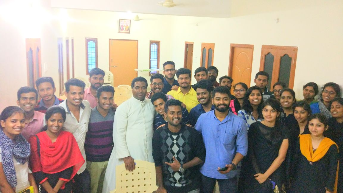 Santhom Youth Movement conducted a regional level youth meeting at St.  Alphonsa Syro Malabar Church, Kukatpally, Hyderabad, under the guidance of  Regional ...